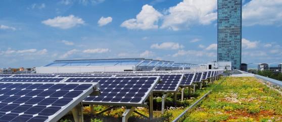 Зелени покриви и соларна енергия